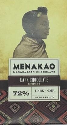 Chocolat noir de Madagascar 72% (mini)