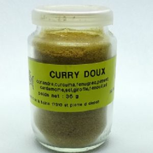 Curry doux
