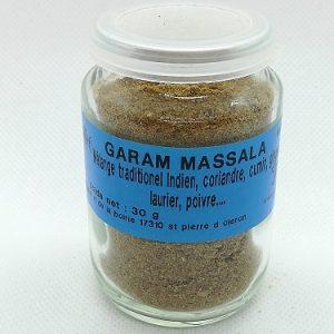 Garam massalla