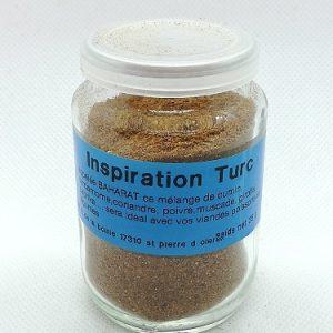 Inspiration Turc