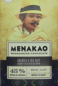 Chocolat lait café fleur de sel (grande)