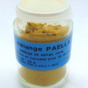 Mélange paella