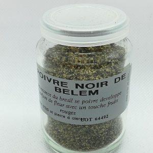 Poivre noir de Bèlem moulu