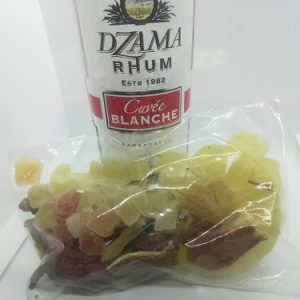 Rhum Ananas Carambole (Préparation pour)