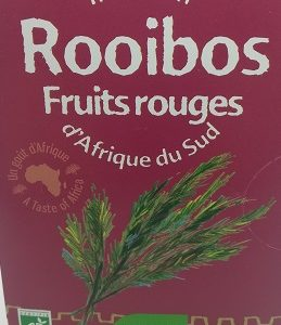 Rooibos Fruits rouges bio