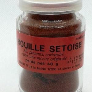 Rouille Setoise