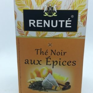Thé Noir à L'Orange