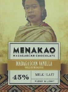 Chocolat au lait vanille (grande)