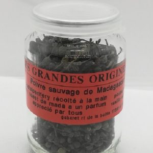 Poivre Voatsiperifery noir grains